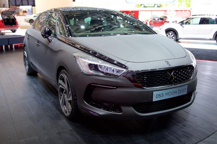2015 Ds5 Moon Dust Geneva International Motor Show 2015