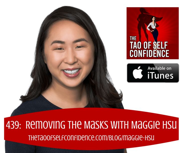 Removing The Masks With Maggie Hsu