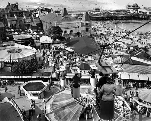 Tower Fairgrounds, New Brighton, England