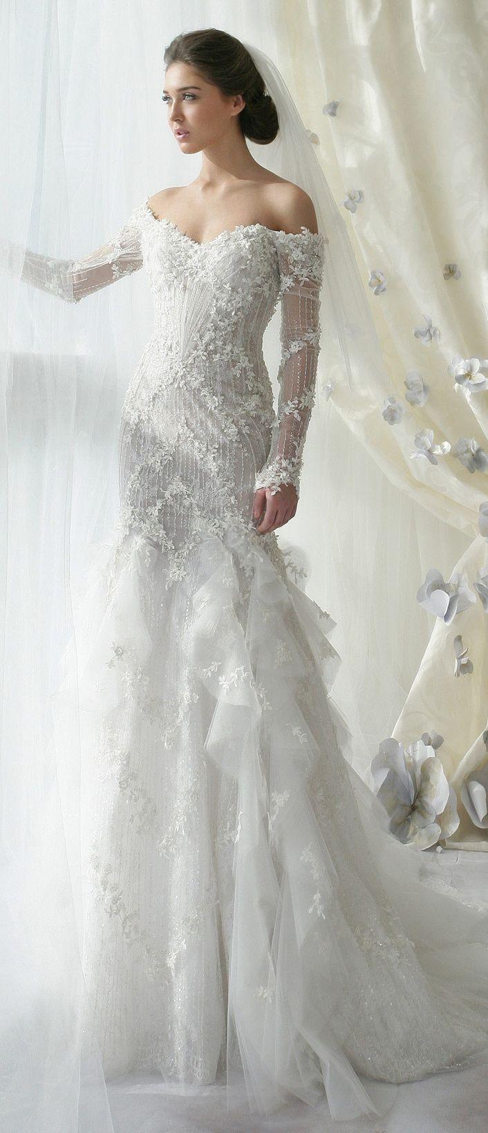 Editor's Pick: Ziad Nakad Wedding Dresses