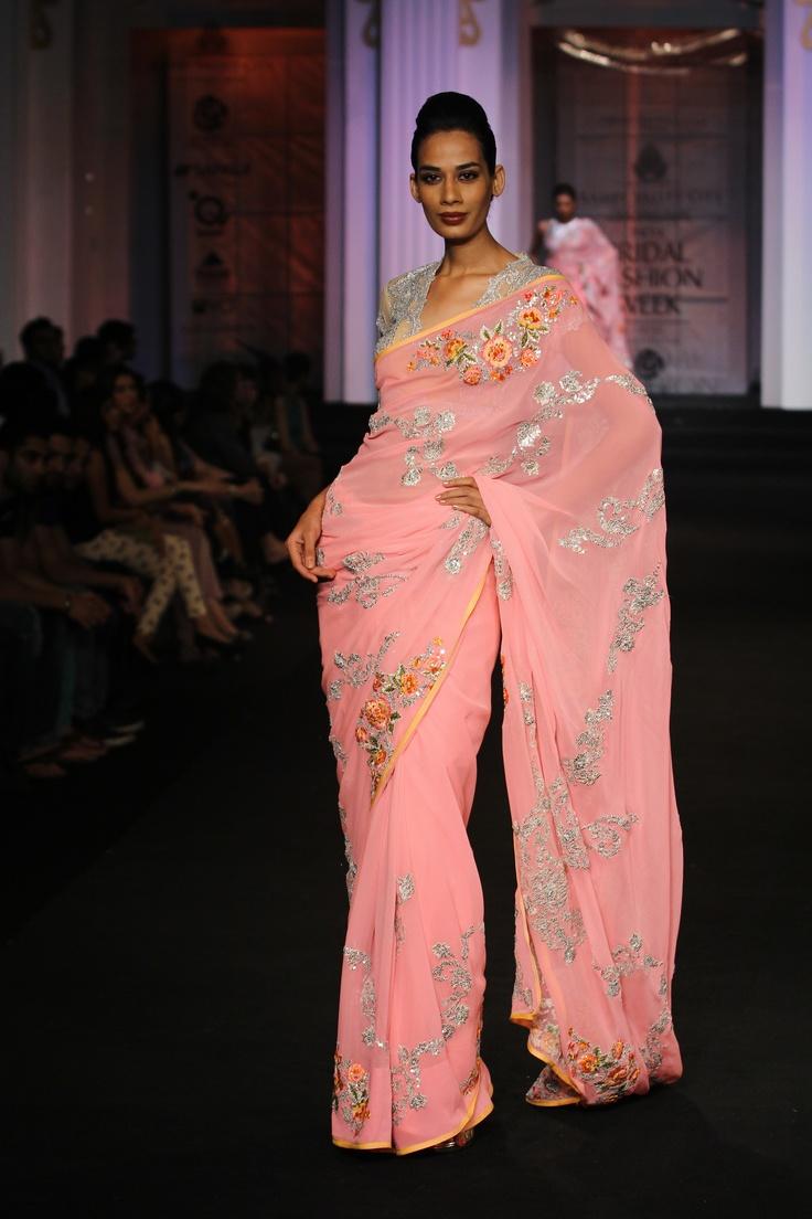Pallavi Jaikishan Couture Collection at India Bridal Fashion Week 2012