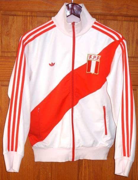 60e09ce2b Adidas Peru national team soccer jersey World Cup ARGENTINA 78 ...