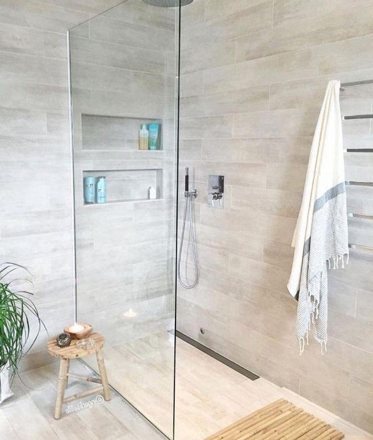 90+ Superbes Idées De Salles De Bains Scandinaves #bains #idees #salles #