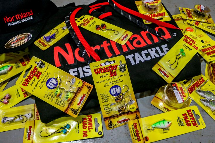 Win all this Northland Tackle stuff! https://targetwalleye.com/giveaways/win-northland-tackle-stuff/?lucky=45939