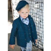 Βαπτιστικό Κουστούμι B2 για αγόρι της Stova Bambini