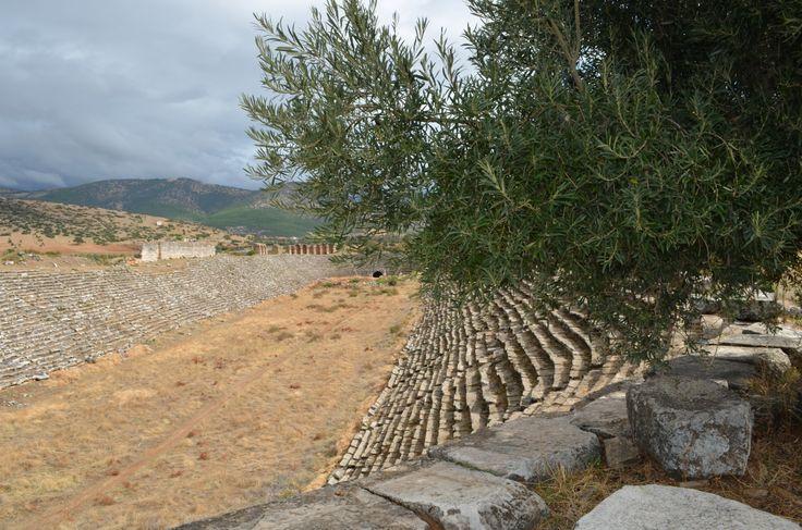 Stadium of Aphrodisias, Asie Mineure