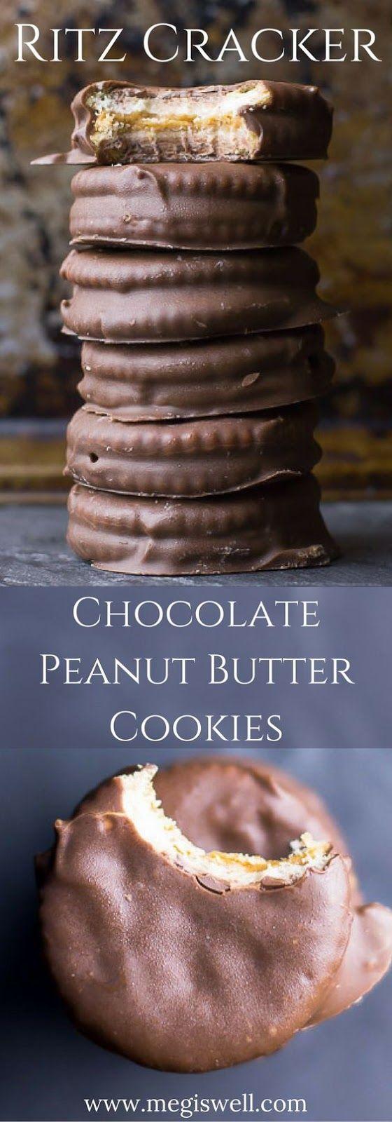 Chocolate, chocolate and chocolate cookies!