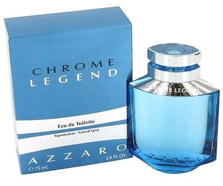 Fragrance: Azzaro Chrome Legend  Quantity: 75ml  Shipping: Free  Price; 3500/-