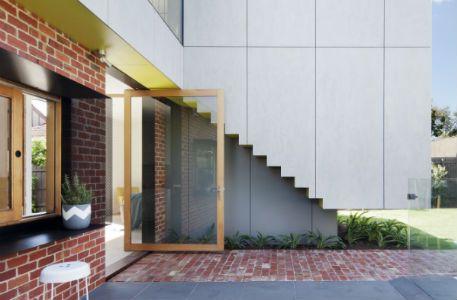 A cut above: ArchitectsEAT   Australian Design Review   Photo by Shannon McGrath #Architecture #Brick #Design #Australia