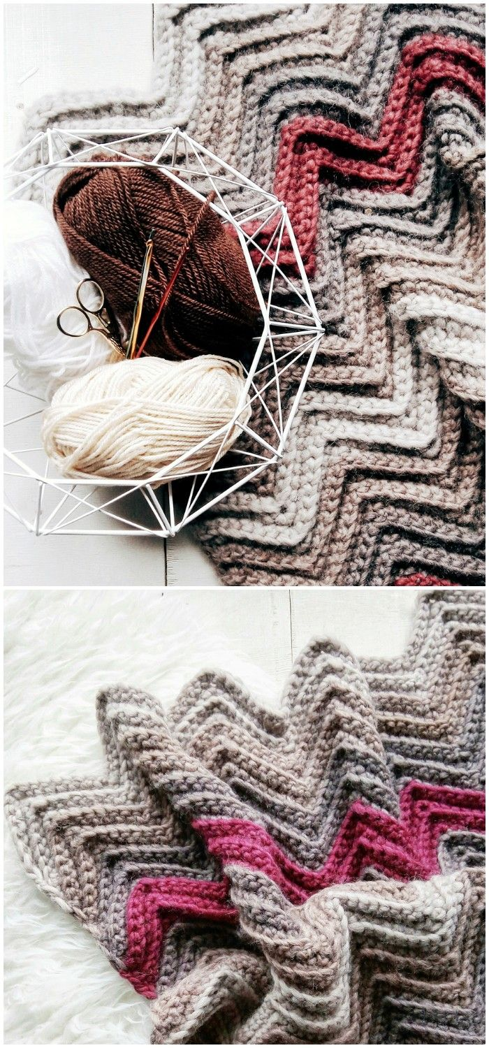 I have rounded up some of the best and interesting free #crochet #Blanket patterns for your home.Barton Blanket Crochet Pattern