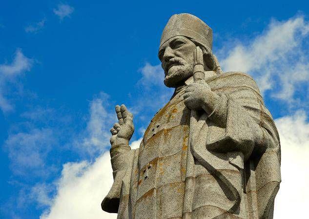 Oración a san Patricio contra males físicos y espirituales