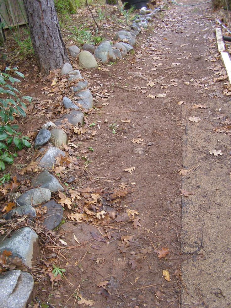 Rock Pathways 62 best paths and rock ways images on pinterest   garden ideas