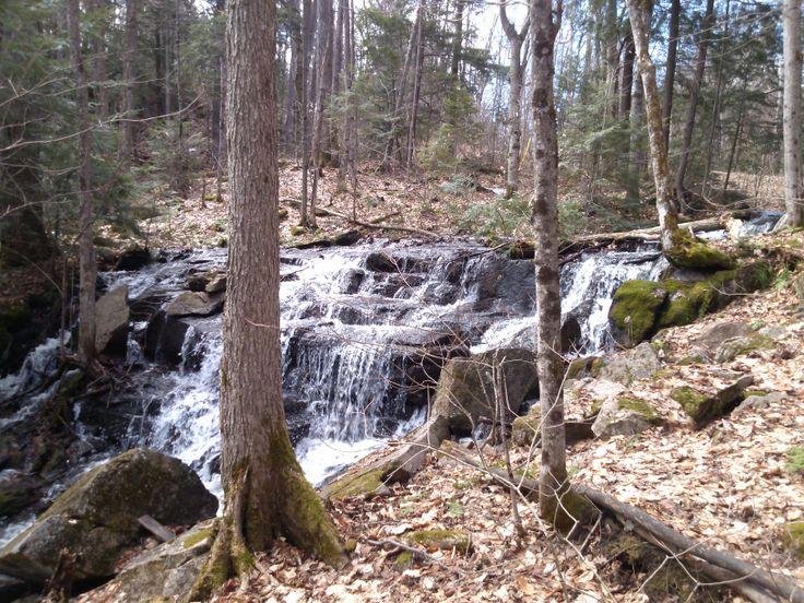 High Falls on April 27, 2014