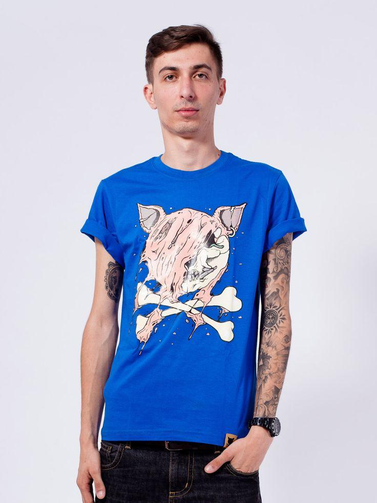 "CUIK X PORC – ""Dead Pirate"" Ltd. T-shirt"