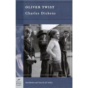 Oliver twist essay
