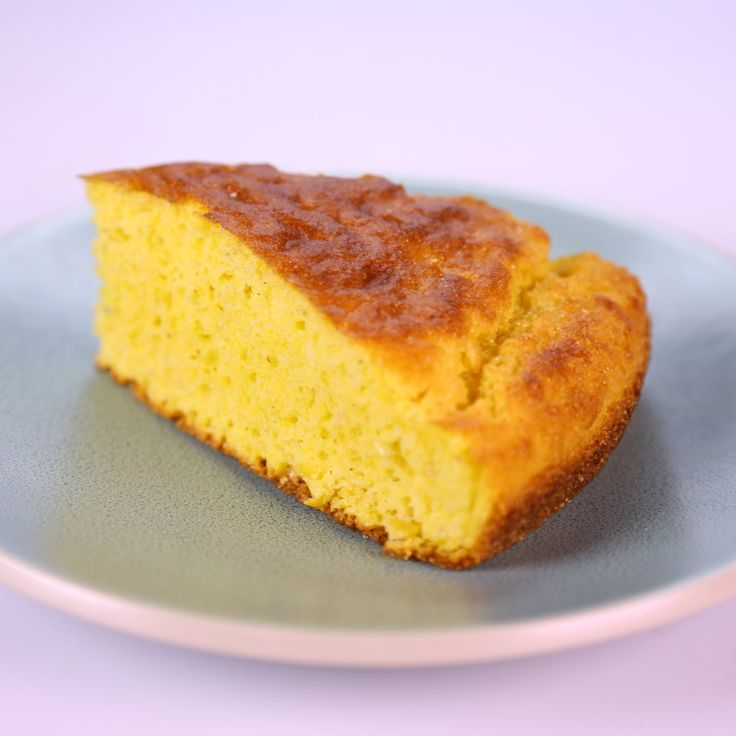 the chew | Recipe | Carla Hall's Flourless Cornbread