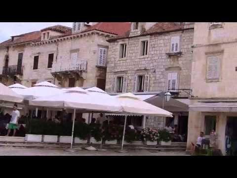 Wyspa Hvar i miasto pod tą samą nazwą https://www.youtube.com/watch?v=i9-ss7Qgqf0 #hvar #croatia #chorwacja