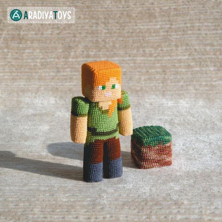 122 best images about Fandom - Minecraft on Pinterest Perler beads, Minecra...