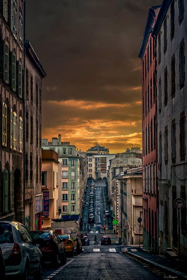 Brest - La rue Vauban