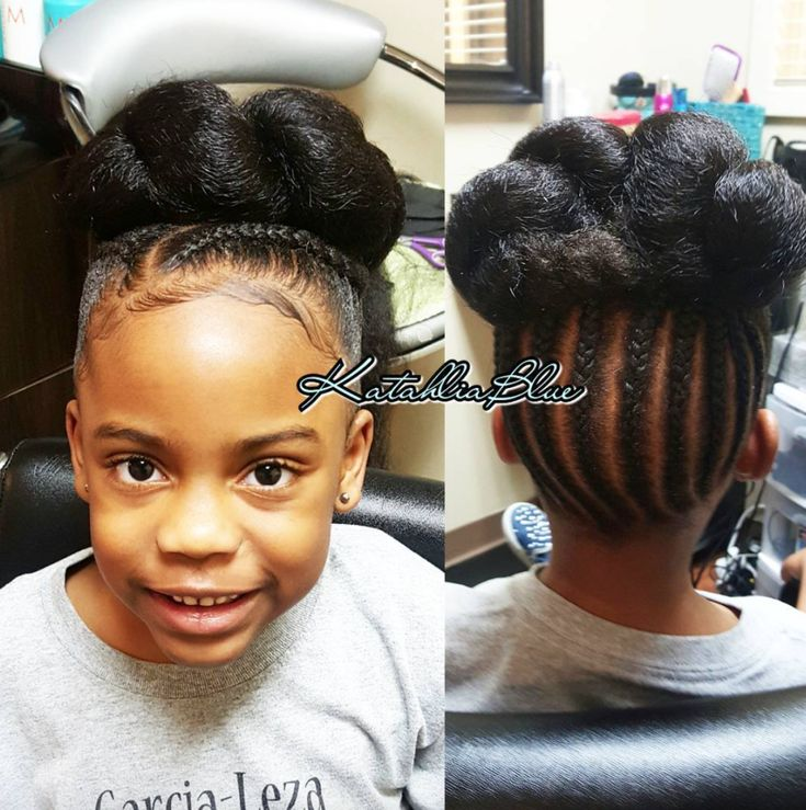 Stupendous 1000 Ideas About Kid Hairstyles On Pinterest Cornrow Little Short Hairstyles Gunalazisus
