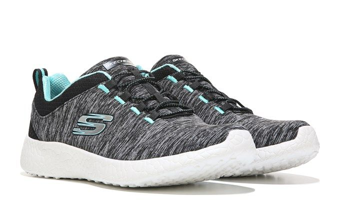 HAVE - Skechers Women's Burst Equinox Memory Foam Slip On Sneaker Shoe