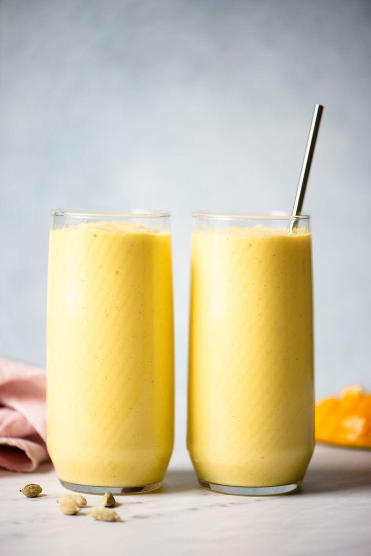 Simple Mango Lassi | Recipe | Lassi recipes, Mango lassi, Mango lassi  recipes