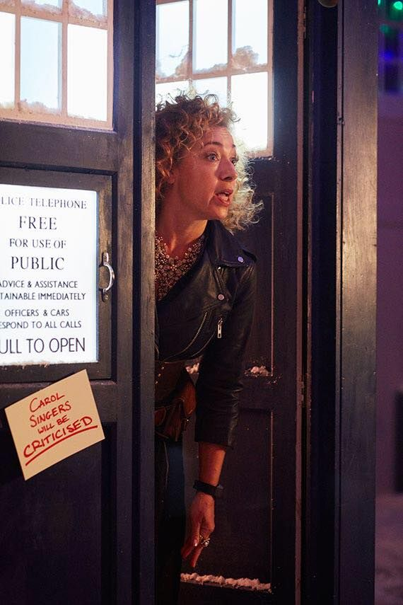Doctor Who - The Husbands Of River Song - Promo Pictures