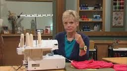 The Absolute Easiest Way to Sew, Part 2 on PBS's Sewing With Nancy, Host- Nancy Zieman
