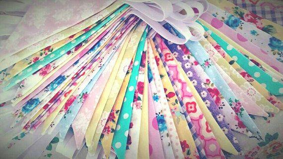 Wedding Bunting  Wedding Banner  Long length Bunting