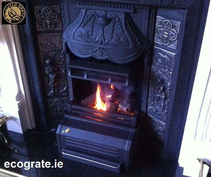#EcoGrate is an effective #EcoProduct t improve the heating capacity of your open fire. Read the article in the link to know moire ...
