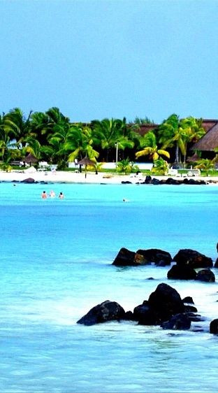 Amongst the best beaches in the world   Featuring Mauritius #Beach_Resort ~ http://VIPsAccess.com/luxury-hotels-hawaii.html