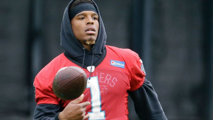 Pressure on Panthers' Cam Newton to take game to next level