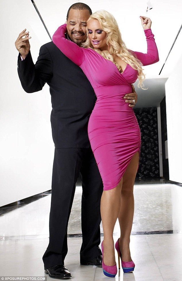 Ice-T & His wife Coco Austin. :) I Love Ice Loves Coco <3