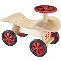 Wooden Ride-on Toy - Children's Toys and Gifts