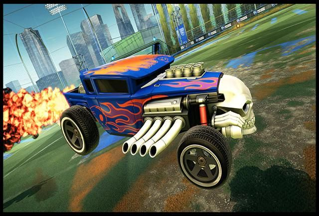 'Rocket League' Reveals Virtual And Physical Toys