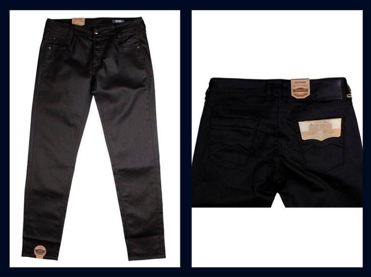 Pantalon rider xmen black