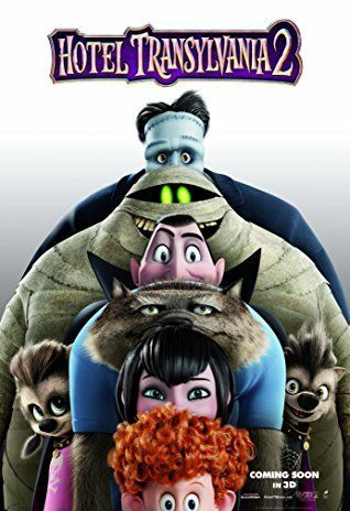 Watch Hotel Transylvania 2 (2015) Full Movie Online, Dracula and his friends try to bring out the monster in his half human, half vampire grandson in order to keep Mavis from leaving the hotel..