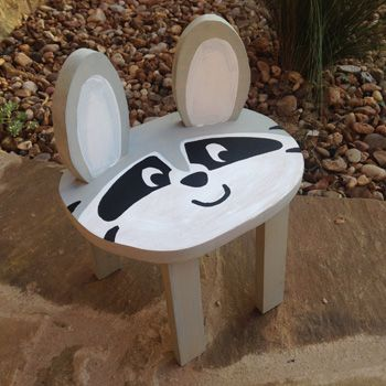 Ana White | Build a Toddler Animal Stools - Feature from Killer B Designs | Free and Easy DIY Project and Furniture Plans - for Martha?