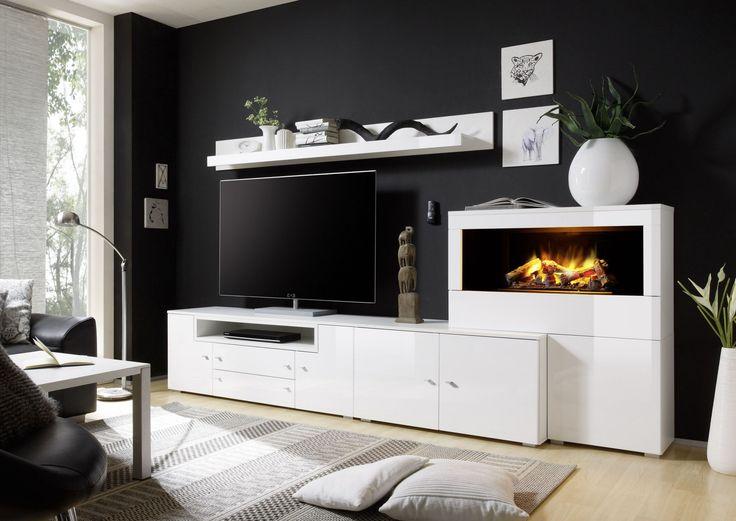die besten 25 elektrokamin ideen auf pinterest wohnzimmer gem tlich paderborn und wohnzimmer. Black Bedroom Furniture Sets. Home Design Ideas