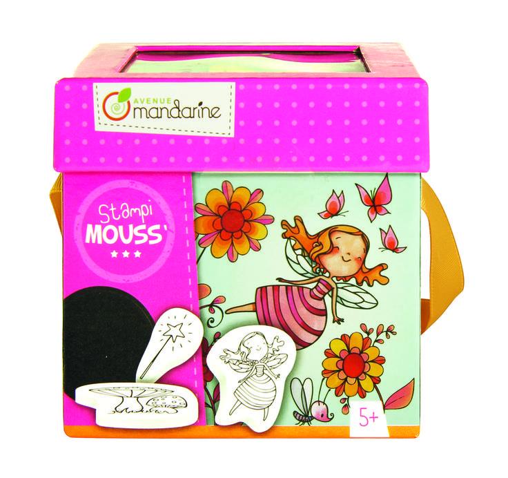 Avenue Mandarine - Stampi' Mouss - Tündér nyomdakészlet