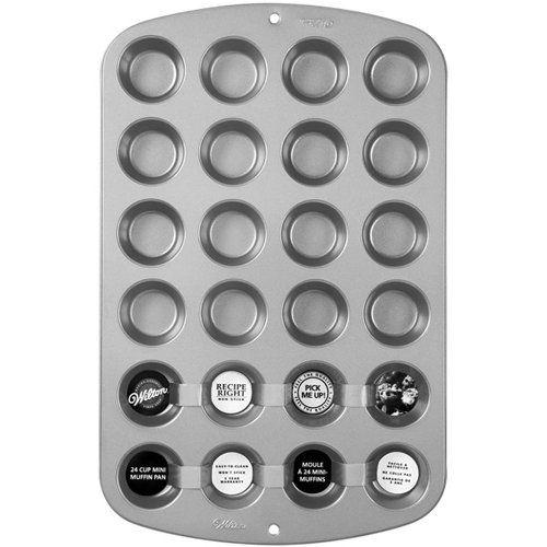 Pečící forma na mini muffiny (na 24 ks) Wilton