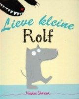"Mijn recensie over ""Lieve kleine Rolf"" van Nadia Shireen (6-) | http://www.ikvindlezenleuk.nl/2015/12/nadia-shireen-lieve-kleine-rolf/"