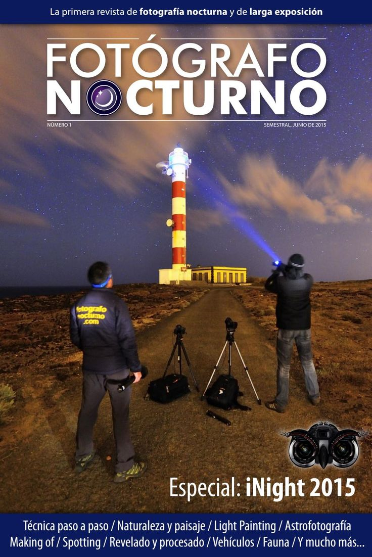 Revista fotografo nocturno 1