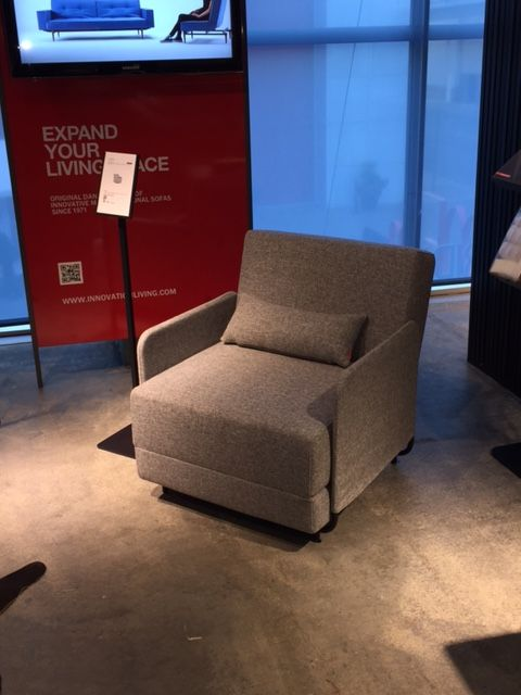 Fluxe bed chair at High Point Market Spring 2016