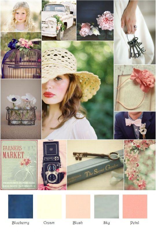 Okay, I think I finally settled on wedding colors. « Weddingbee Boards