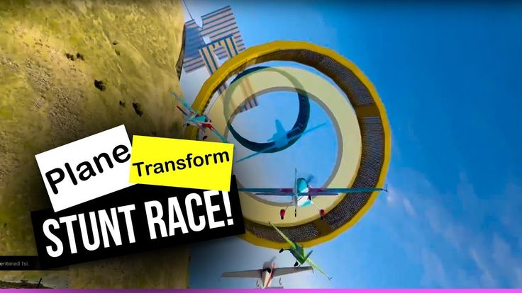 We got itches we cant scratch | GTA Online Transform Race #1