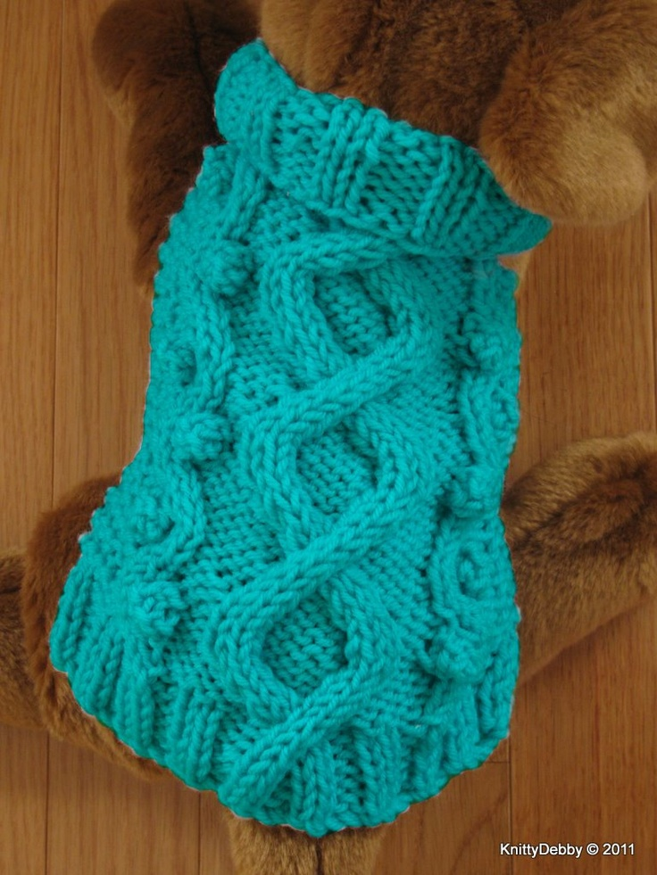 120 Best Knitting For My Pups Images On Pinterest Dog