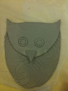 I'm not gonna lie-- I saw these owls on a school's website and loved them, so I came up with my own method for making them. I did these wit...