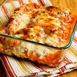 Kalyn's Kitchen®: Slow Cooker Salsa Chicken Recipe with Lime and Melted Mozzarella