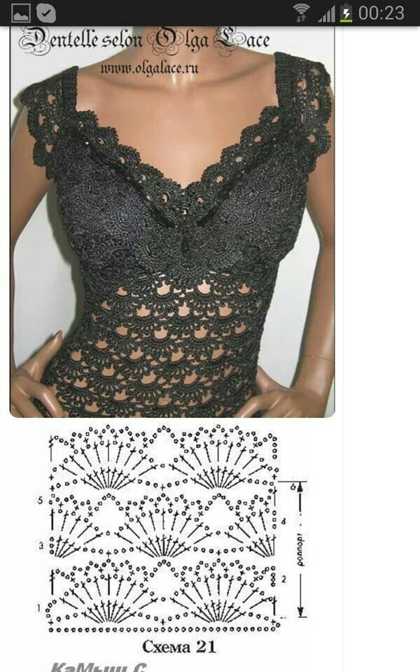 Bautiful black crochet top, crochet black dress, lace crochet dress Delicadezas
